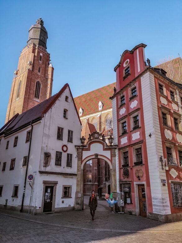 Atrakcje Wrocławia - Jaś i Małgosia