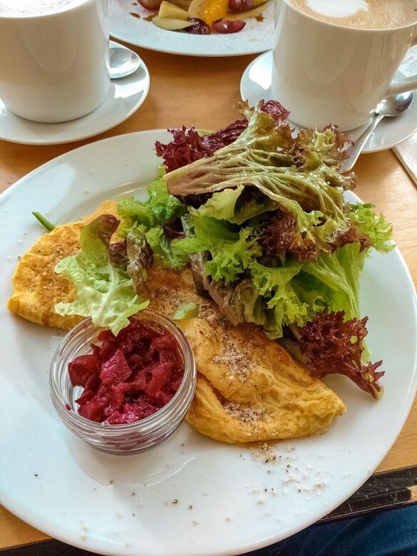 Wrocław - śniadanie - Dinette