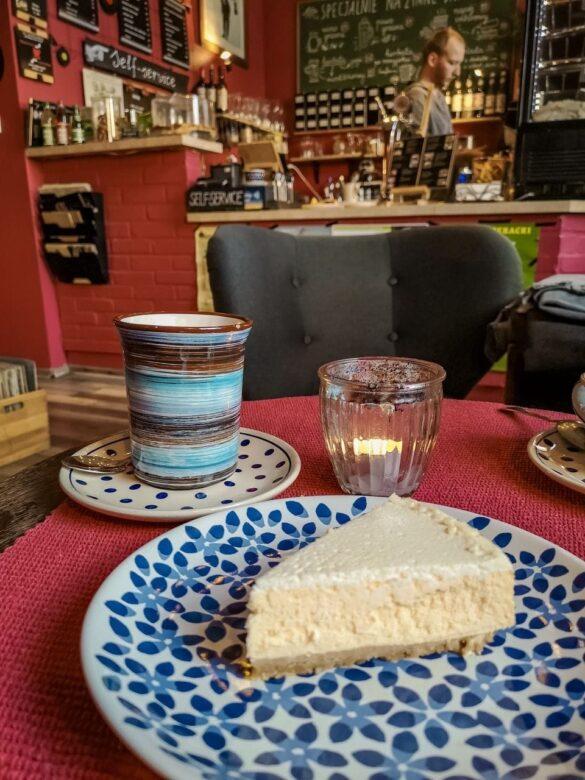 Vinyl Cafe we Wrocławiu