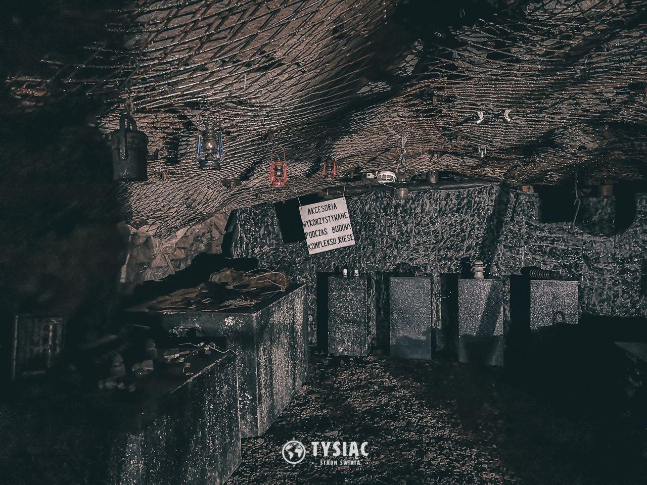 Dolny Śląsk - Tajemnicze podziemne miasto