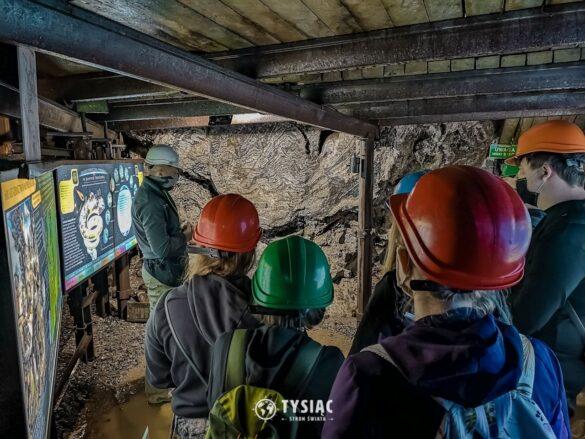 Wycieczka po kopalni uranu w Kletnie