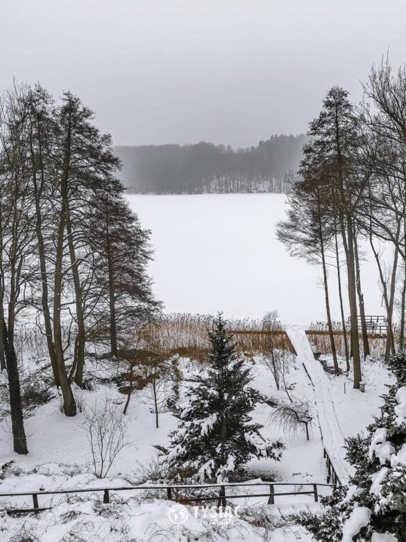 Hotel Anders nad jeziorem Szeląg Mały