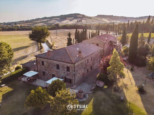 Agroturystyka w Toskanii - nocleg