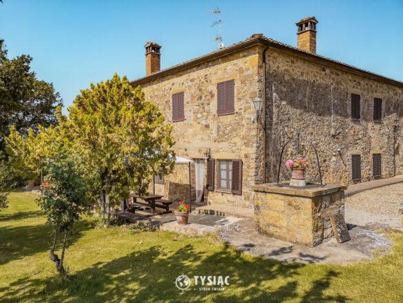 Nocleg w Toskanii - Agriturismo Casalpiano
