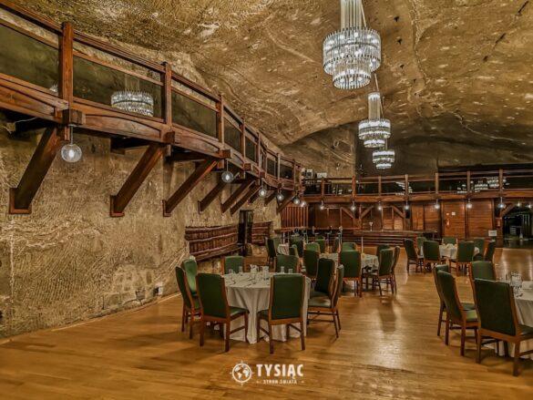 Wieliczka - sala imprezowa