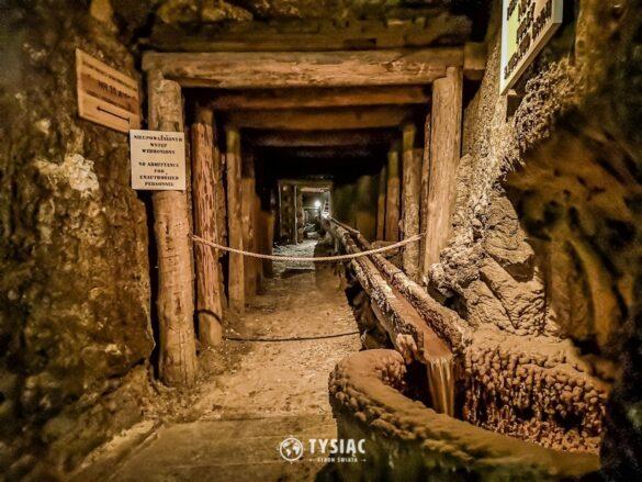 Wieliczka - trasa turystyczna