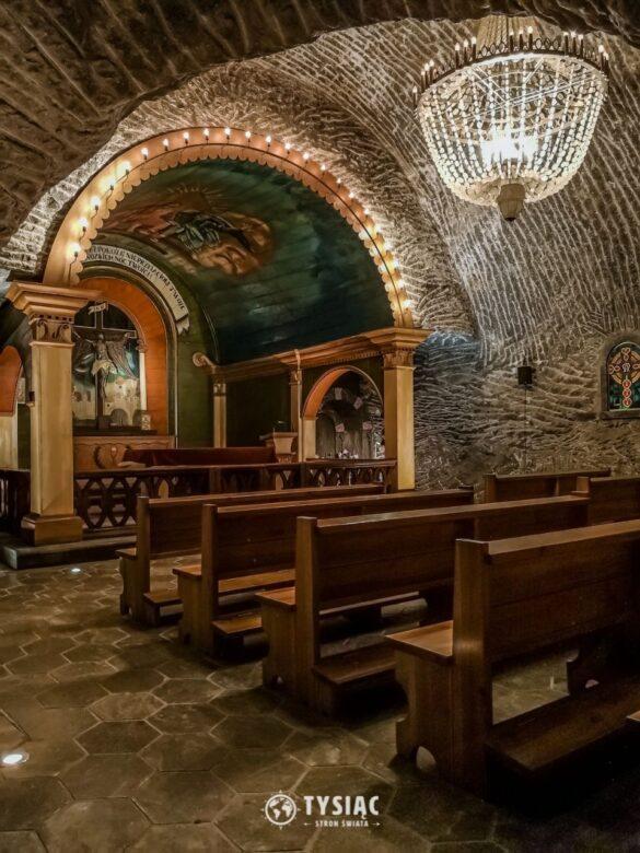 Kopalnia soli - kaplica św. Jana