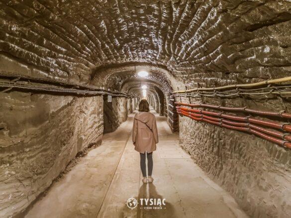 Trasa turystyczna - Wieliczka