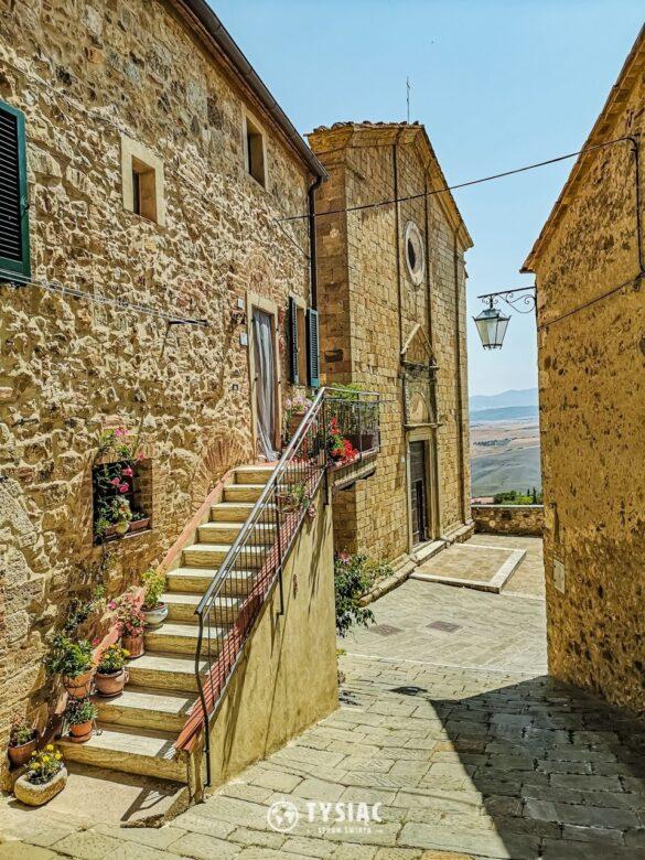 Castiglione d'Orcia - Toskania