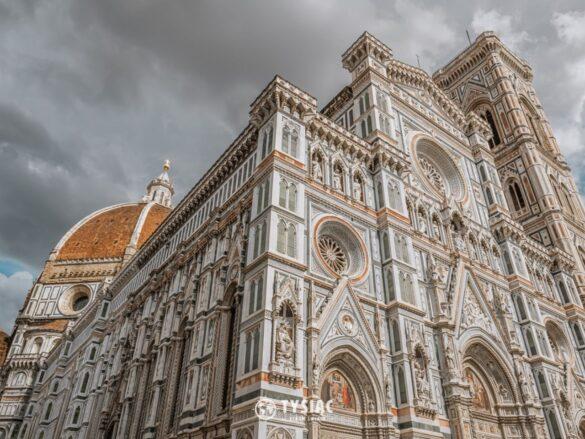 Katedra we Florencji - atrakcje Toskanii