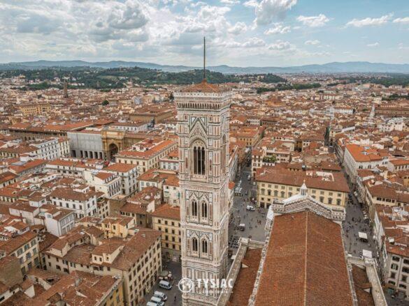 Florencja - zwiedzanie Toskanii
