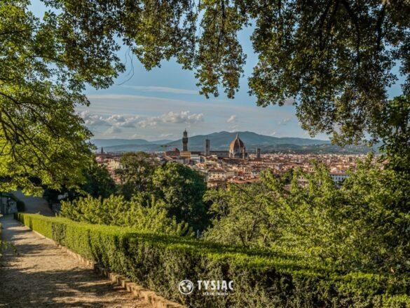 Florencja - atrakcje Toskanii