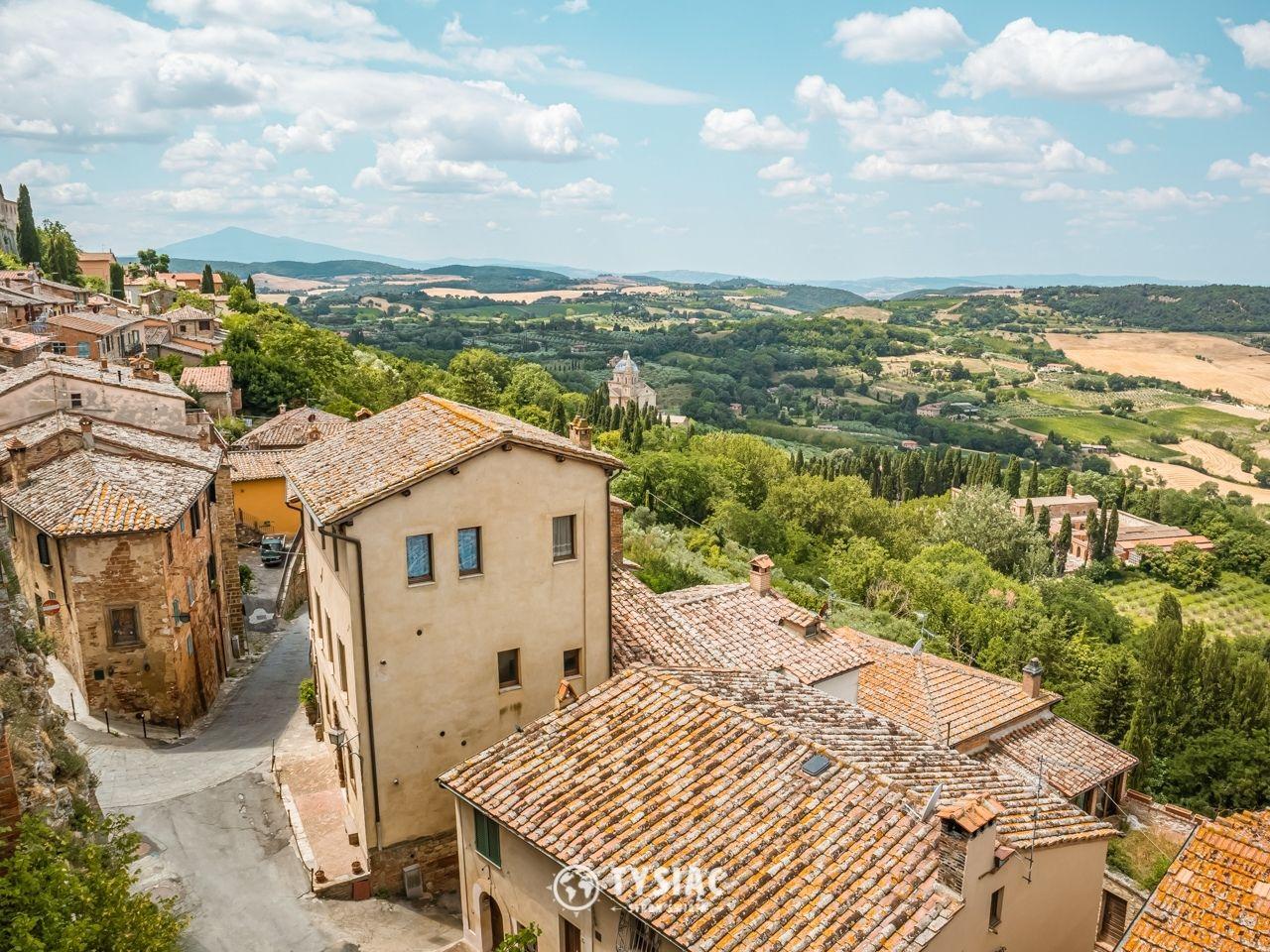 Montepulciano - Toskania