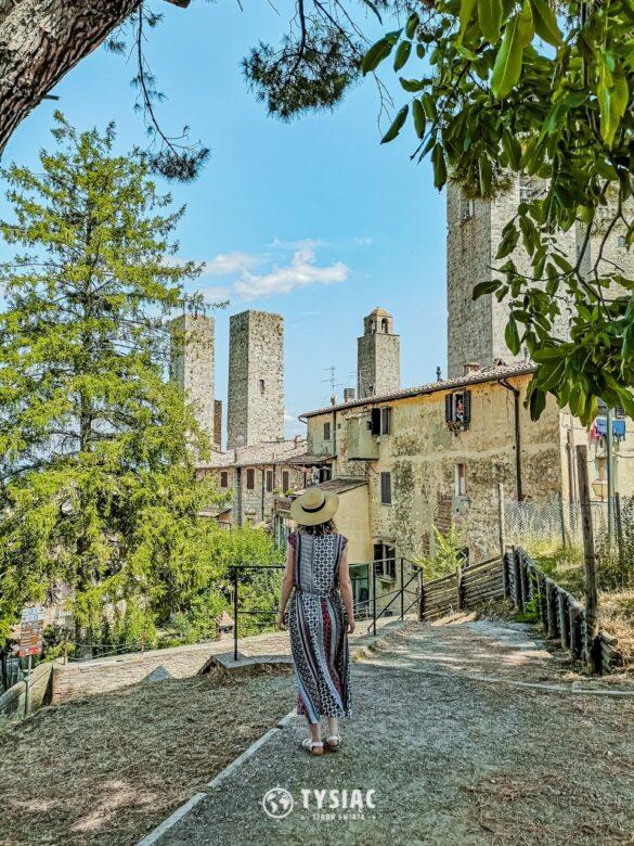 San Gimignano - zwiedzanie