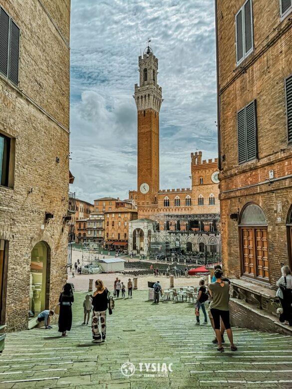 Siena - atrakcje Toskanii