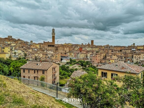 Siena - zwiedzanie Toskanii